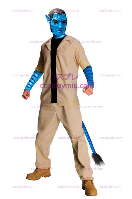 Avatar Jake Sulley Adult Standard cosplay pukuja