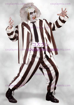 Beetlejuice Adult cosplay pukuja