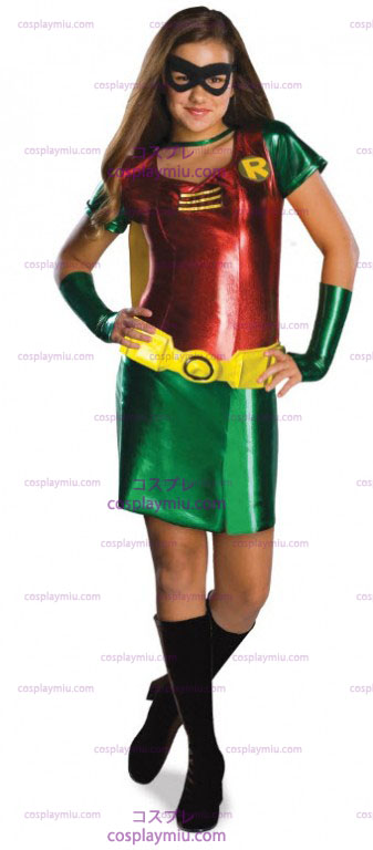 Batman Robin cosplay pukuja