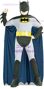 Animated Batman puku
