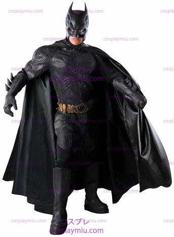 Batman latex puku Adult Large