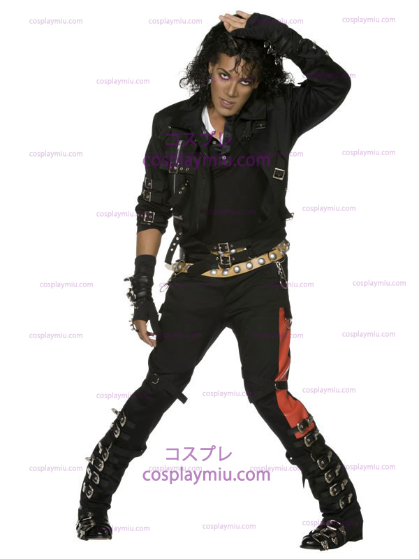 MICHAEL JACKSON BAD cosplay pukuja