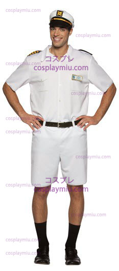 Love Boat Captain Stübing Adult cosplay pukuja