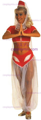 I Dream Of Jeannie cosplay pukuja
