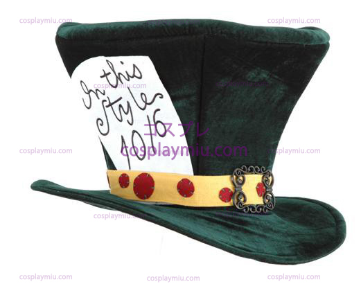 Alice In Wonderland Madhatter Adult Hat