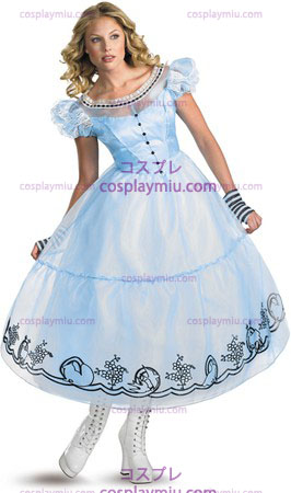 Alice Movie cosplay pukuja Deluxe 12-14