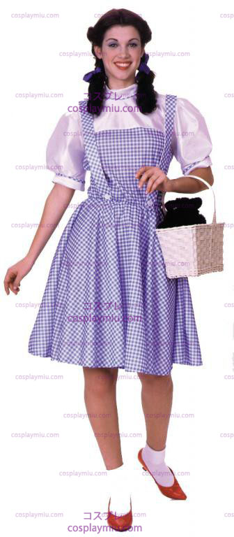 Wizard Of Oz Dorothy Adult cosplay pukuja