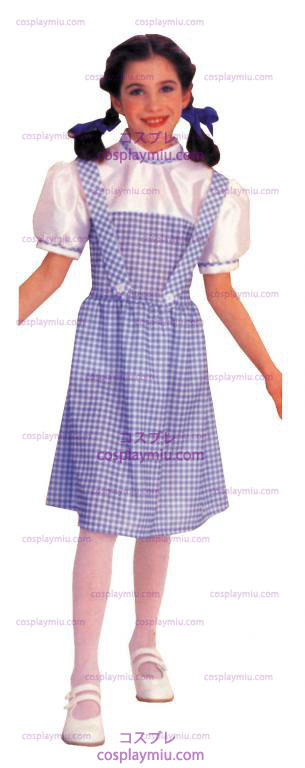 Wizard Of Oz Dorothy Child cosplay pukuja