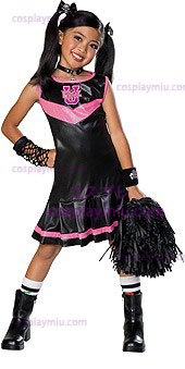 Bratz Cheerleader Child cosplay pukuja