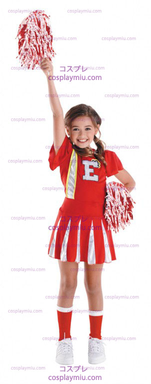 High School Musical Cheerleader Child cosplay pukuja