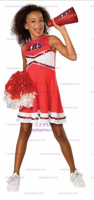 Cheerleader High School Musical cosplay pukuja