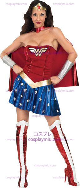 Wonder Woman Adult cosplay pukuja