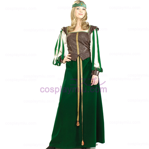 Maid Marion Designer Collection Adult cosplay pukuja