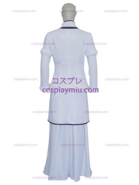 Bleach Wonderweiss Margera Arrancar Cosplay pukuja