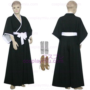 Bleach Kuchiki Rukia Soul Reaper Uniform Kids