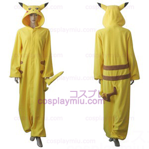 Pokemon Pikachu Cosplay pukuja