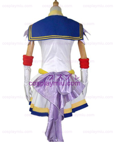 Sailor Moon Tsukino Usagi Cosplay pukuja