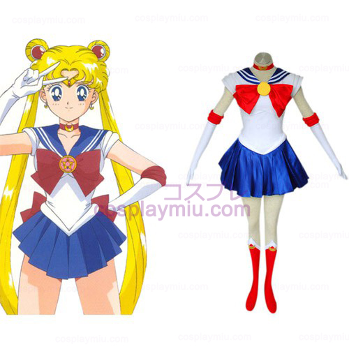 Sailor Moon Serena Tsukino Cosplay pukuja