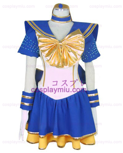 Sailor Moon Sera Myu Sailor Mercury Cosplay pukuja