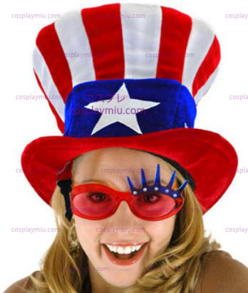 USA Uncle Sam Hat