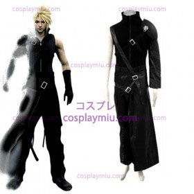 Final Fantasy VII Cloud Strife Miesten Cosplay pukuja