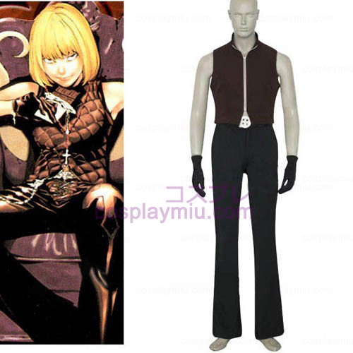 Death Note Mello Cosplay pukuja