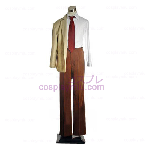 Death Note Light Yagami Cosplay pukuja