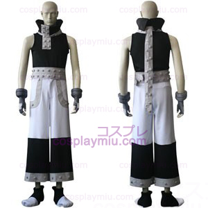 Soul Eater Black Star Cosplay Puvut For Miesten