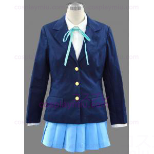 Toinen K-ON! Takara High School Girl Uniform Cosplay pukuja