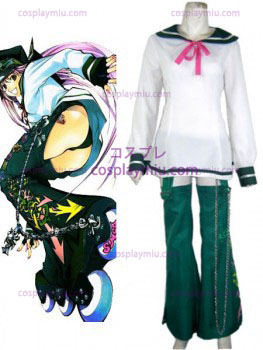 Air Gear Simca Halloween Naisten Cosplay pukuja