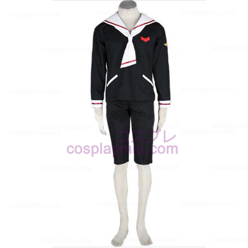 Cardcaptor Sakura Boys Winter Cosplay pukuja