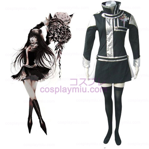 D.Gray Man Lenalee Lee Cosplay Puvut