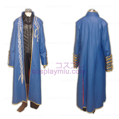 Devil May Cry III Vergil Cosplay pukuja