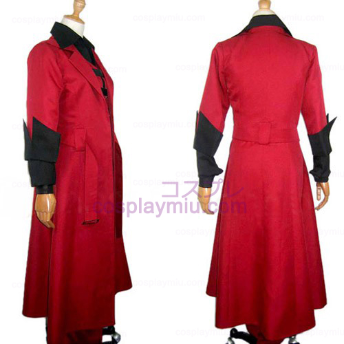 Devil May Cry Dante Cosplay pukuja