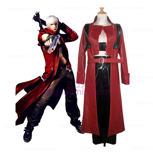 Devil May Cry 3 Dante Cosplay pukuja