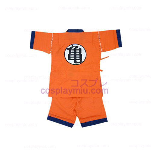 Dragon Ball Practice Suit Cosplay pukuja