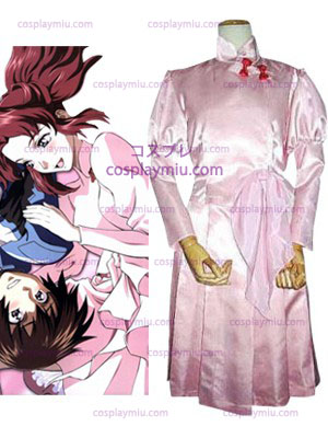 Mobile Suit Gundam SEED ruoskia Allster Cosplay pukuja